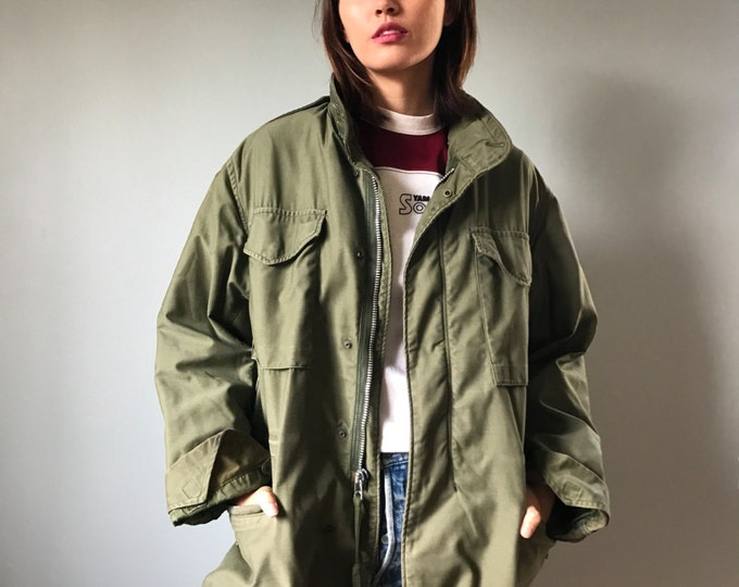 Vintage US Army Field Jacket
