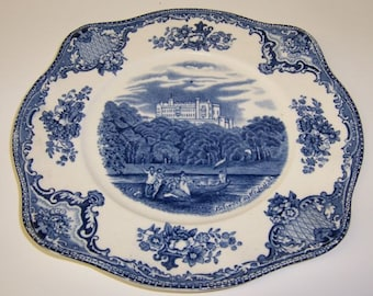 Johnson Brothers England OLD BRITAIN CASTLES  7 1/2 Inch Salad Plate