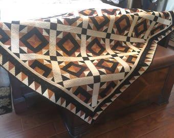 Pieces of Autumn Quilt Kit