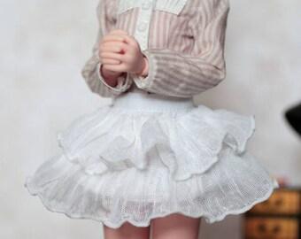 Ruffle mini skirt - colour selection -for Azone Pureneemo