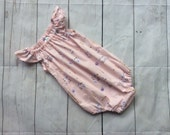 Seaside Playsuit custom listing for felicity size 1