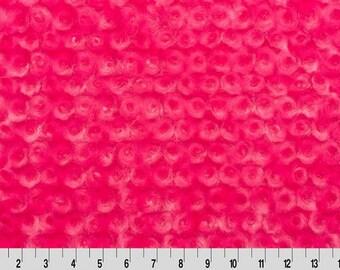 Shannon Fabrics Rose Cuddle