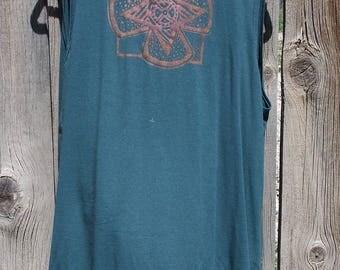 Organic Soy/Cotton Blend Cardigan Vest