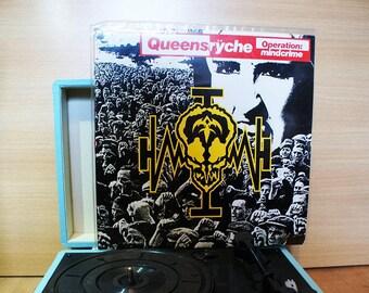 Queensrÿche Operation: MindCrime Vinyl Album LP