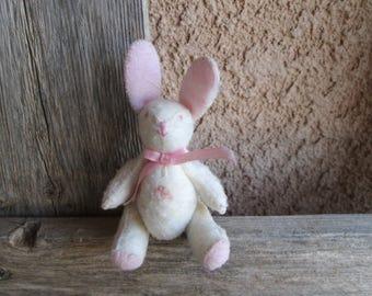Felted Bunny Rabbit
