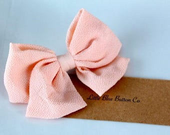 Sincerely Yours Hair Bow