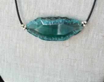 Green Mystery Stone!  Agate????