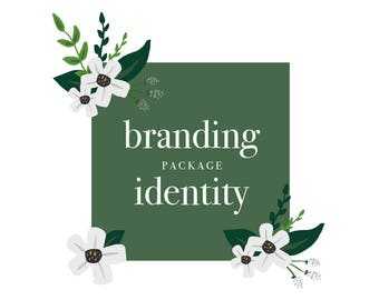 Branding Identity Package with Custom Logo