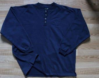 STARTER half button up Sweatshirt