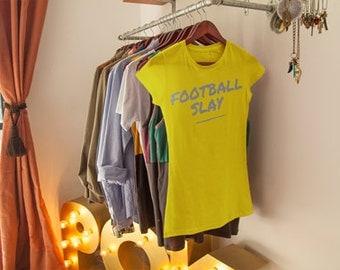 Football Slay Fashion Boutique Tshirt