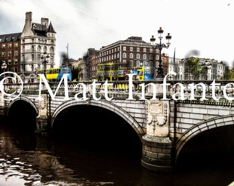 Dublin, Ireland - O'Connell Bridge