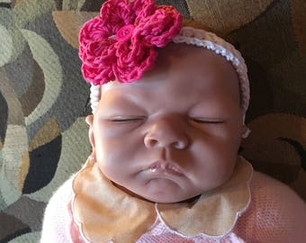 Spring/Easter Headband for Baby