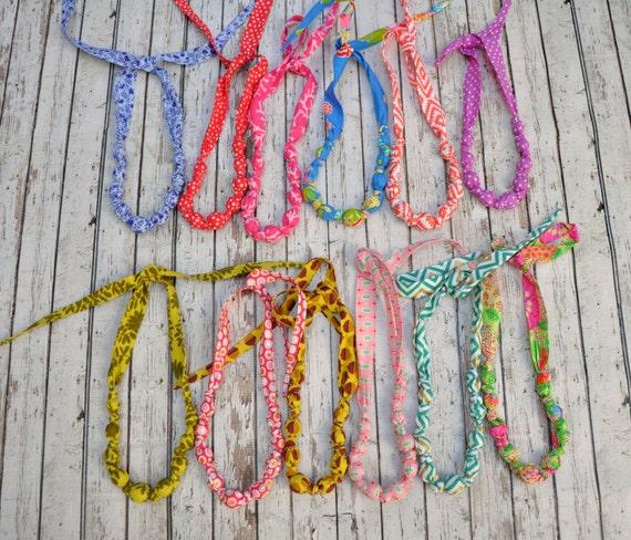 Cloth Beads II