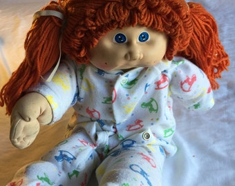 Cabbage Patch Doll 1982