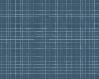 Baby (single) bed, mesh skirt Navy