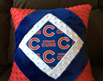 chicago cubs sign on wood gift for dad cubs baseball sign