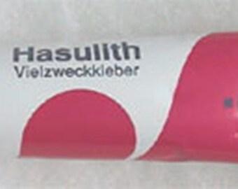 100 ml / 11.66 euros) jewellery glue, Hasulithkleber, tube with 30 ml