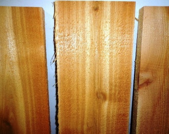 """1""""X6""""X47"""" - Western Red Cedar Board - Select  - Rough Sawn - Dry - Quantity Pricing Available"""