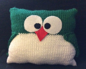 Fatty Owls Cushions