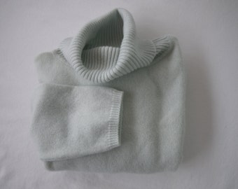 SALE   -   Women's or Girl's Cashmere Turtleneck