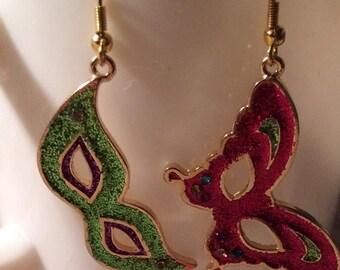 Marty Grau earrings