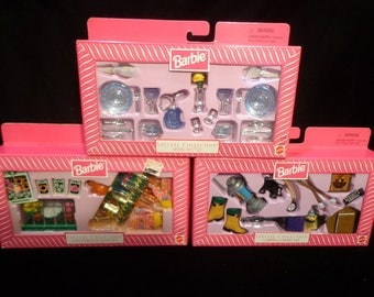 PICK ONE: Barbie Mattel Special Collection set