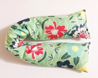 Rice Heating Pad Heat Therapy Rice Bag Aromatherapy Neck Wrap Cold Pack  Rice Pack Lavender or Peppermint