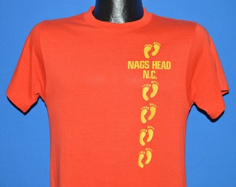 80s Nags Head North Carolina t-shirt Small