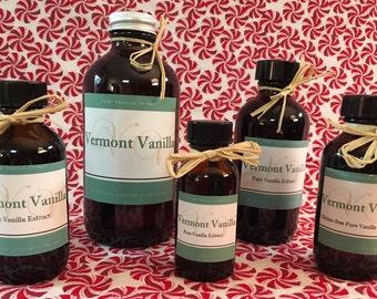 Vermont Vanilla Pure Vanilla Extract