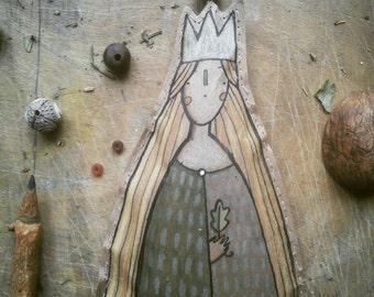 Oak Leaf Queen.