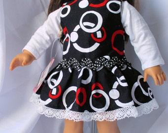 Circles Galore Dress Set