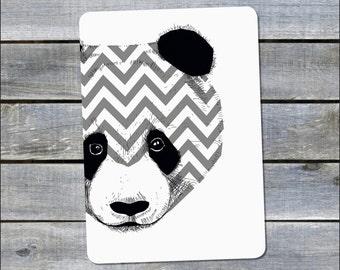 Postal card {Panda}