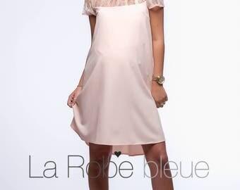 Maternity dress, pouder dress , babyshower dress, coctail dress.