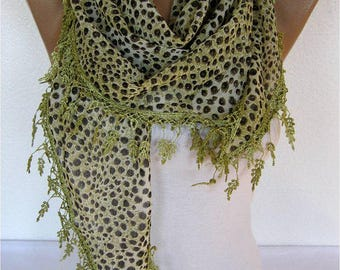 ON SALE !! Trend Scarf- Fashion Scarf- gift Ideas For Her Women's Scarves-christmas gift- for her -Fashion Shawls