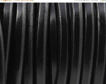 Black Licorice Leather, leather finding, jewelry supplies, high quality,