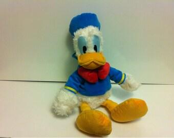 Walt Disney Donald Duck Plush Stuffed Animals Authentic Original Disney Parks