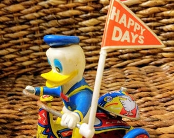 Vintage Donald Duck Tricycle