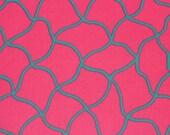 "Abstract Geometric Print #518 4 Way Stretch Swimwear Activewear Cosplay Nylon Spandex Lycra Craft Fabric 58""-60"" Wide By The Yard"