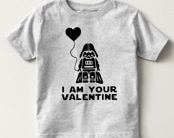 """Shop """"star wars valentines"""" in Clothing"""