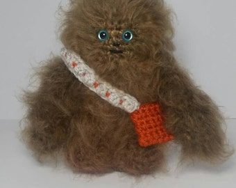 Crochet Amigurumi Star Wars Chewbacca