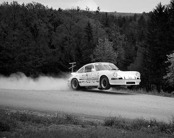 911 Carrera RS , Airborne, Rally, Car Photo, Porsche