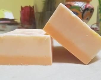 Wild Orange and Citrus Soap