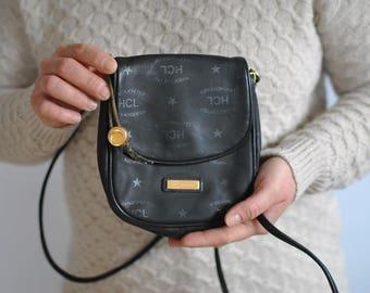 Vintage HCL HANDCRAFTED leather bag , women's messenger leather bag..........(056)