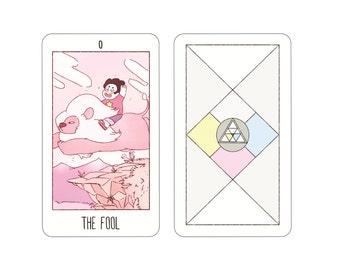Steven Universe Tarot Card Deck