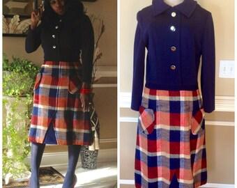 Rona Of New York Designed. by Patrick Porter Vintage Dress