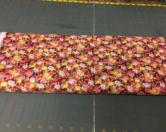 no. 337 CH Flower Bouquet Fabric by the yard