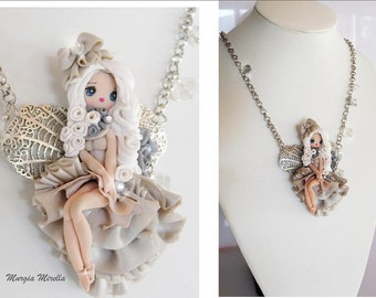 the doll polymer clay