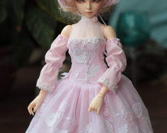 msd minifee -  rosy dress