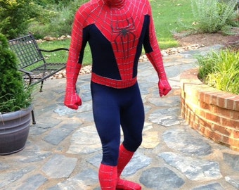Amazing Spiderman Suit/Costume