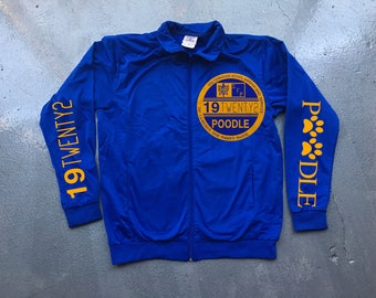 Sigma Gamma Rho Old School Track Jacket
